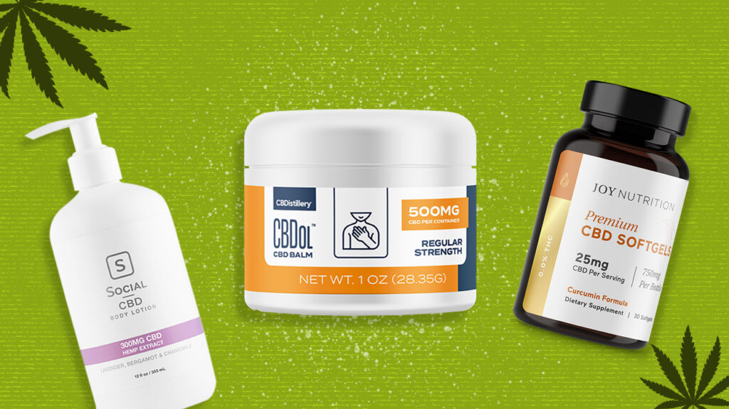 Search Out Your Favorite Cbd Products Online Get Discounts